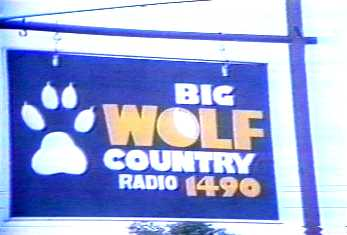 Big WOLF Country 1982