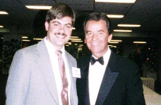 Craig Fox & Dick Clark